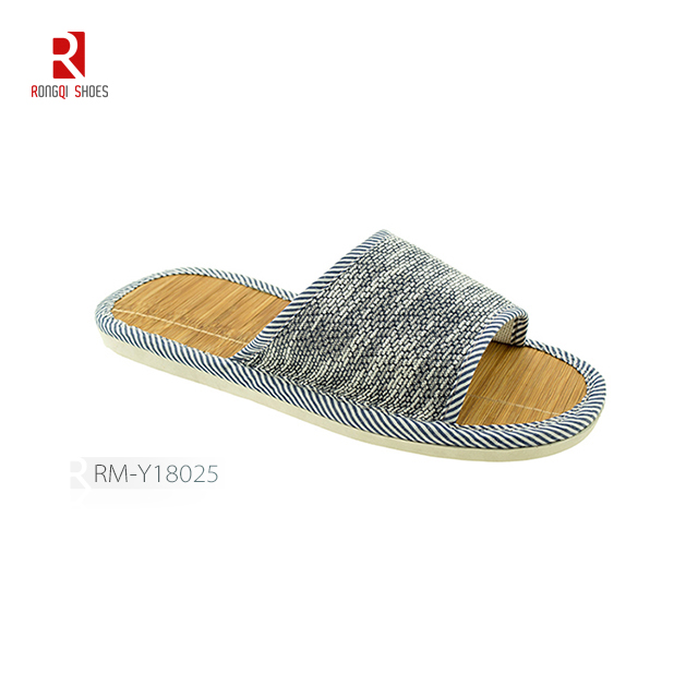 New style for hot selling china facory men's slippers