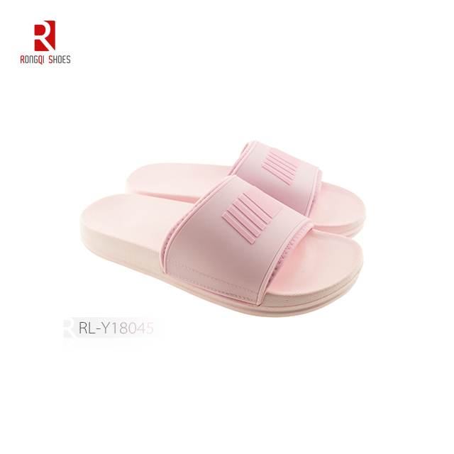 Wholesale European- Normcore style indoor bedroom EVA slippers for women