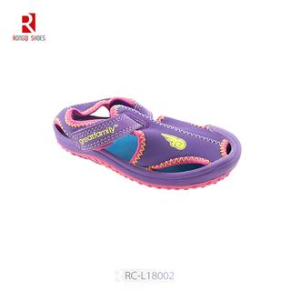 Cheap wholesale children EVA sandals baby shoes offered by factory directly Cheap wholesale childre